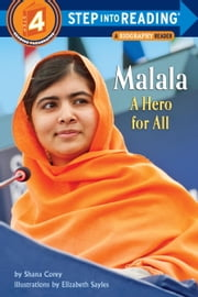 Malala: A Hero for All ebook by Shana Corey,Elizabeth Sayles