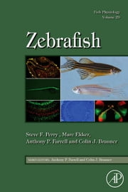 Fish Physiology: Zebrafish ebook by Perry, Steve F.