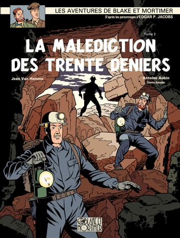 Blake et Mortimer - Tome 20 - Malédiction des 30 deniers T2 (La) ebook by Jean Van Hamme