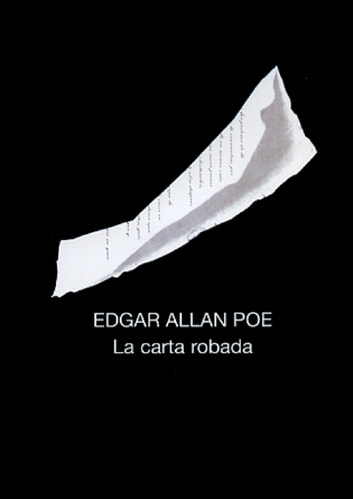La carta robada ebook by Edgar Allan Poe