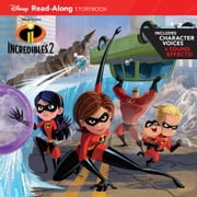 Incredibles 2 Read-Along Storybook ebook by Disney Book Group