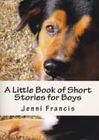 A Little Book of Short Stories for Boys ebook by Jenni Francis