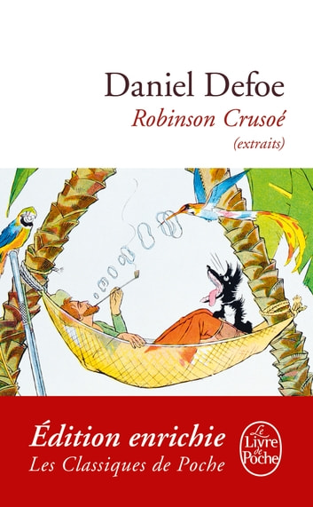 Robinson Crusoé ebooks by Daniel Defoe