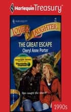 The Great Escape ebook by Cheryl Anne Porter