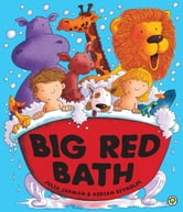 Big Red Bath ebook by Julia Jarman
