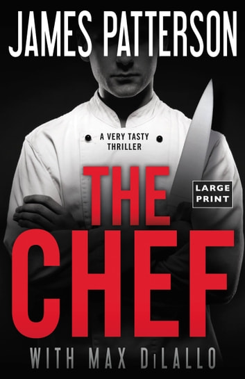 The Chef ekitaplar by James Patterson,Max DiLallo