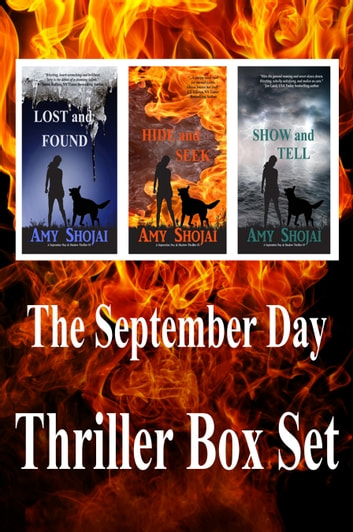 The September Day Thriller Box Set ebook by Amy Shojai