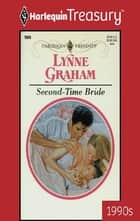 Second-Time Bride ebook by Lynne Graham