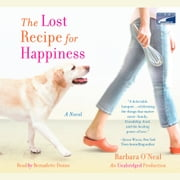 The Lost Recipe for Happiness audiobook by Barbara O'Neal