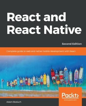 React And React Native Ebook By Adam Boduch 9781789340037