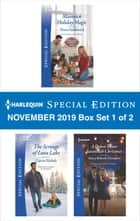 Harlequin Special Edition November 2019 - Box Set 1 of 2 ebook by Teresa Southwick, Carrie Nichols, Nancy Robards Thompson