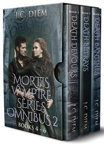 Mortis Vampire Series: Bundle 2 ebook by J.C. Diem