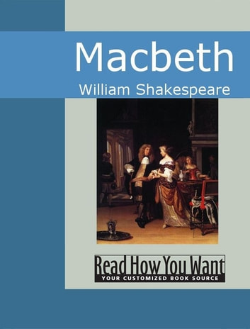 Macbeth ebook by Shakespeare,William