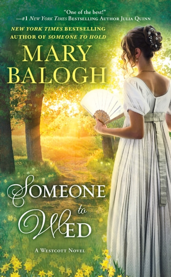 Someone to Wed ebook by Mary Balogh