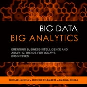 Big Data, Big Analytics - Emerging Business Intelligence and Analytic Trends for Today's Businesses audiobook by Michael Minelli, Michele Chambers, Ambia Dhiraj