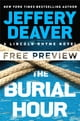 The Burial Hour - EXTENDED FREE PREVIEW (first 9 chapters) ebook by Jeffery Deaver