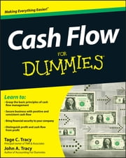Cash Flow For Dummies ebook by Tage Tracy,John A. Tracy
