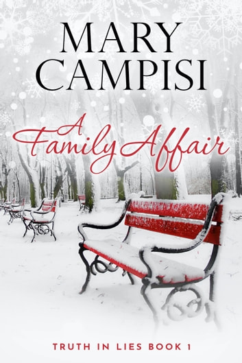 A Family Affair - A Small Town Family Saga ebook by Mary Campisi