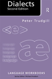 Dialects ebook by Peter Trudgill