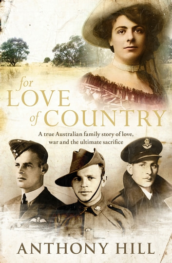 For Love of Country ebook by Anthony Hill