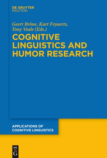 Cognitive Linguistics and Humor Research ebook by