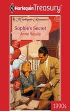 Sophie's Secret ebook by Anne Weale