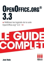 Openoffice 3.3 ebook by José Roda