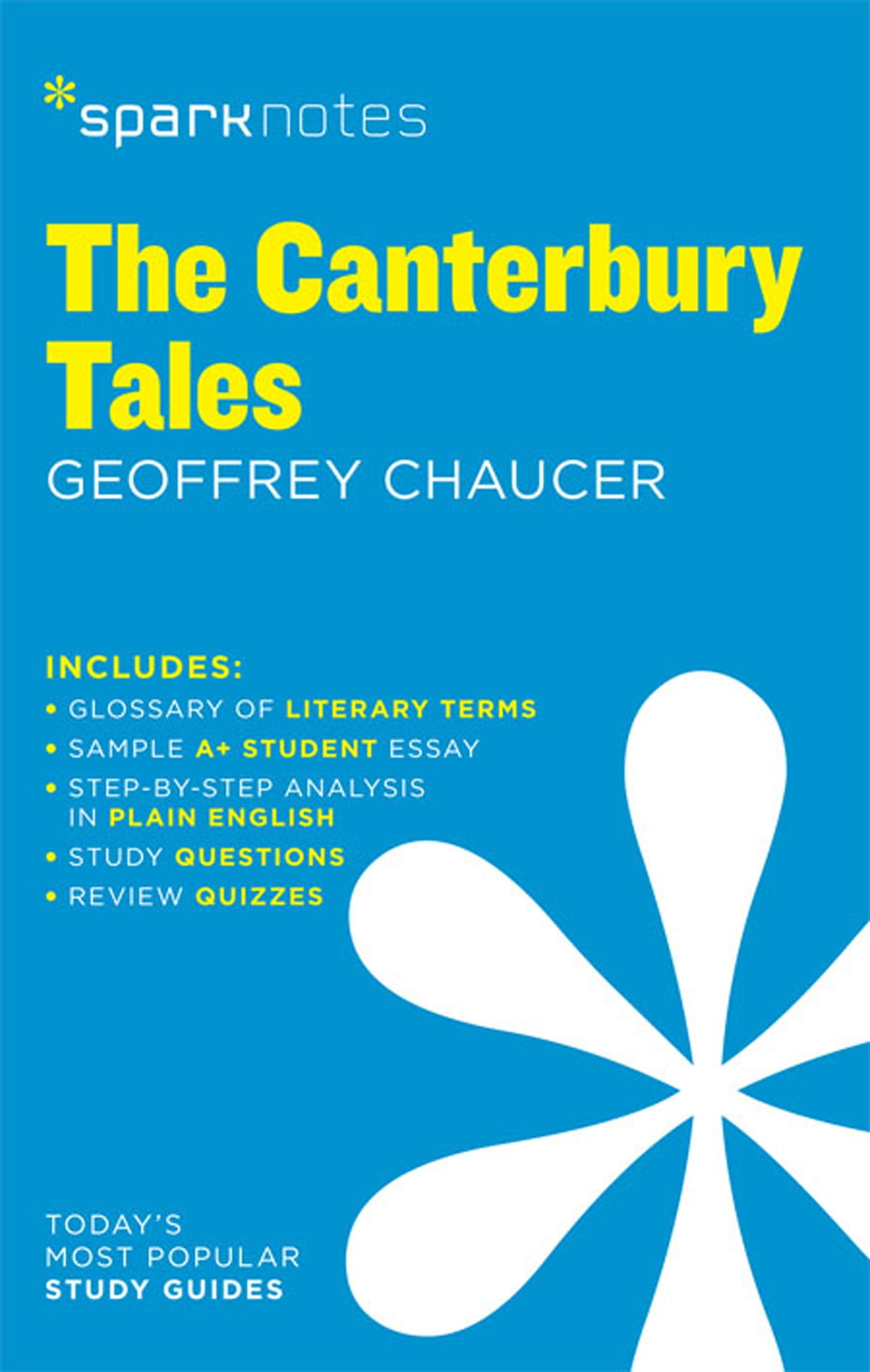 The Canterbury Tales SparkNotes Literature Guide eBook by SparkNotes -  9781411471535   Rakuten Kobo
