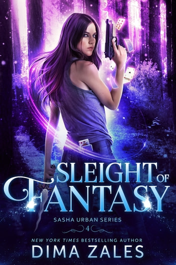 Sleight of Fantasy ebook by Dima Zales,Anna Zaires