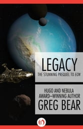 Legacy ebook by Greg Bear