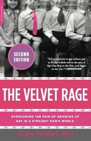 The Velvet Rage - Overcoming the Pain of Growing Up Gay in a Straight Man's World ebook by Alan Downs