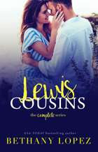 The Lewis Cousins - Books 1 - 5 ebook by Bethany Lopez