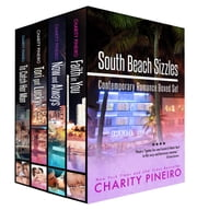 South Beach Sizzles Collection - Contemporary Romance Boxed Set ebook by Charity Pineiro