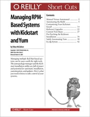 Managing RPM-Based Systems with Kickstart and Yum ebook by Q. Ethan McCallum