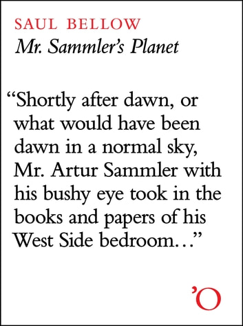 Mr. Sammler's Planet ebook by Saul Bellow
