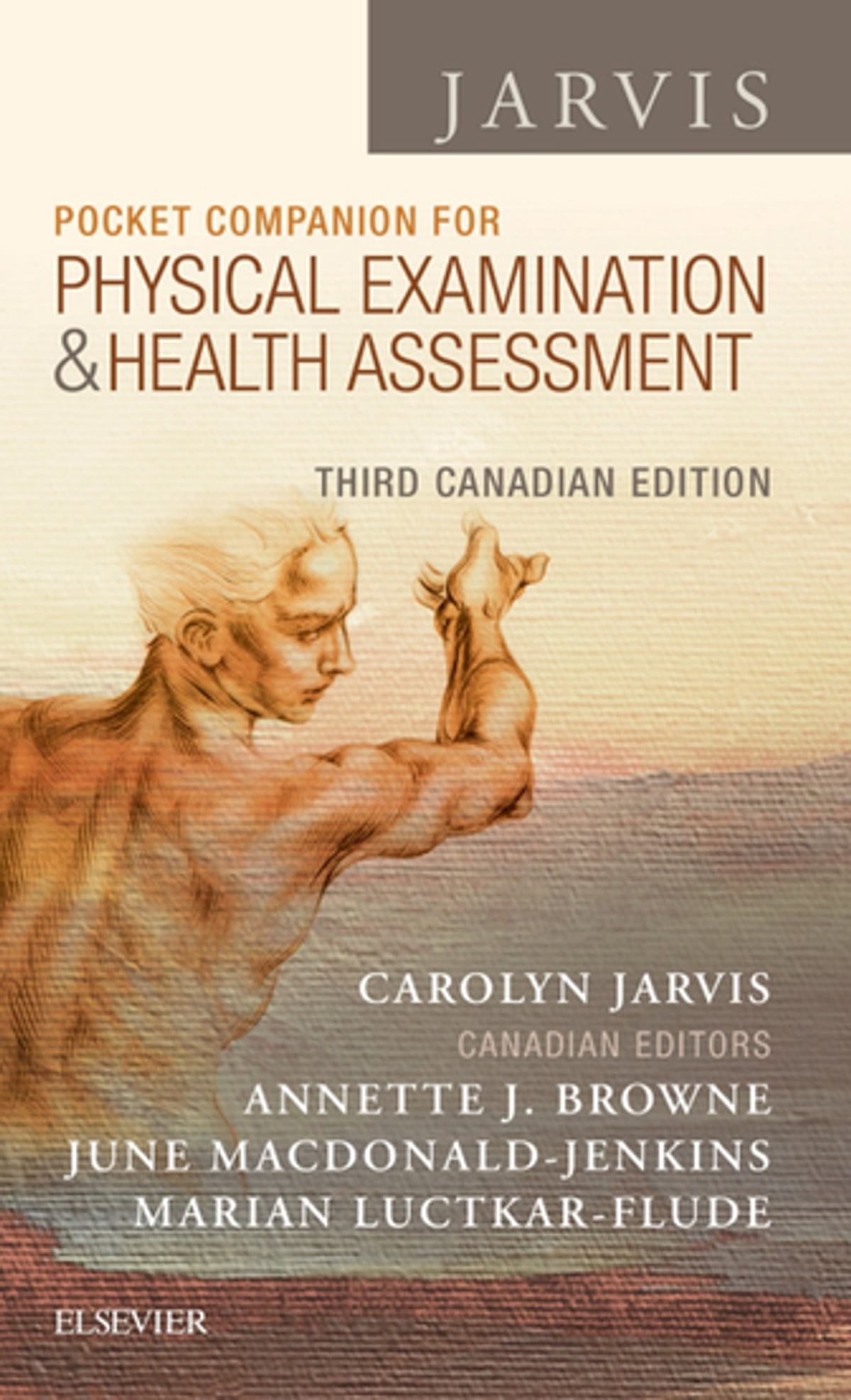 Pocket Companion for Physical Examination and Health Assessment, Canadian  Edition eBook by Carolyn Jarvis, PhD, APN, CNP | Rakuten Kobo