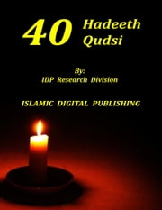 Forty Hadeeth Qudsi ebook by Kobo.Web.Store.Products.Fields.ContributorFieldViewModel