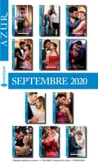 Pack mensuel Azur 11 romans + 1 gratuit (Septembre 2020) ebook by Collectif