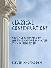 Classical Considerations ebook by Steven McFadden