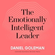The Emotionally Intelligent Leader audiobook by Daniel Goleman