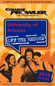 University of Arizona 2012 ebook by Kalin Mowry