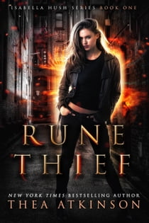 Rune Thief ebook by Thea Atkinson