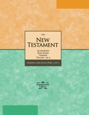 The New Testament Of The King James Bible ebook by ReadHowYouWant Foundation Library