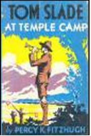Tom Slade at Temple Camp ebook by Percy K. Fitzhugh