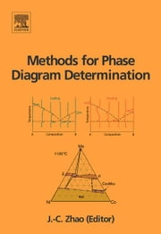 Methods for Phase Diagram Determination ebook by Zhao, Ji-Cheng