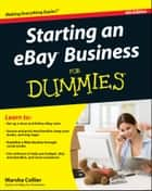 Starting an eBay Business For Dummies ebook by Marsha Collier