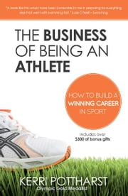 The Business of Being an Athlete ebook by Kobo.Web.Store.Products.Fields.ContributorFieldViewModel