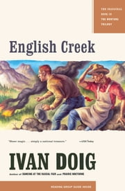 English Creek ebook by Ivan Doig