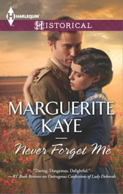 Never Forget Me ebook by Marguerite Kaye