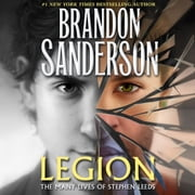 Legion: The Many Lives of Stephen Leeds audiobook by Brandon Sanderson